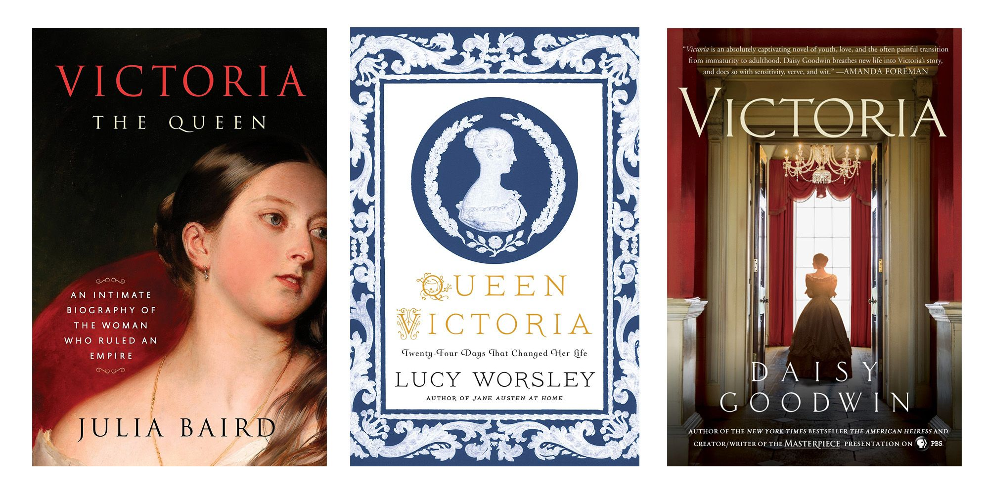 The Best Books to Read if You Love Victoria