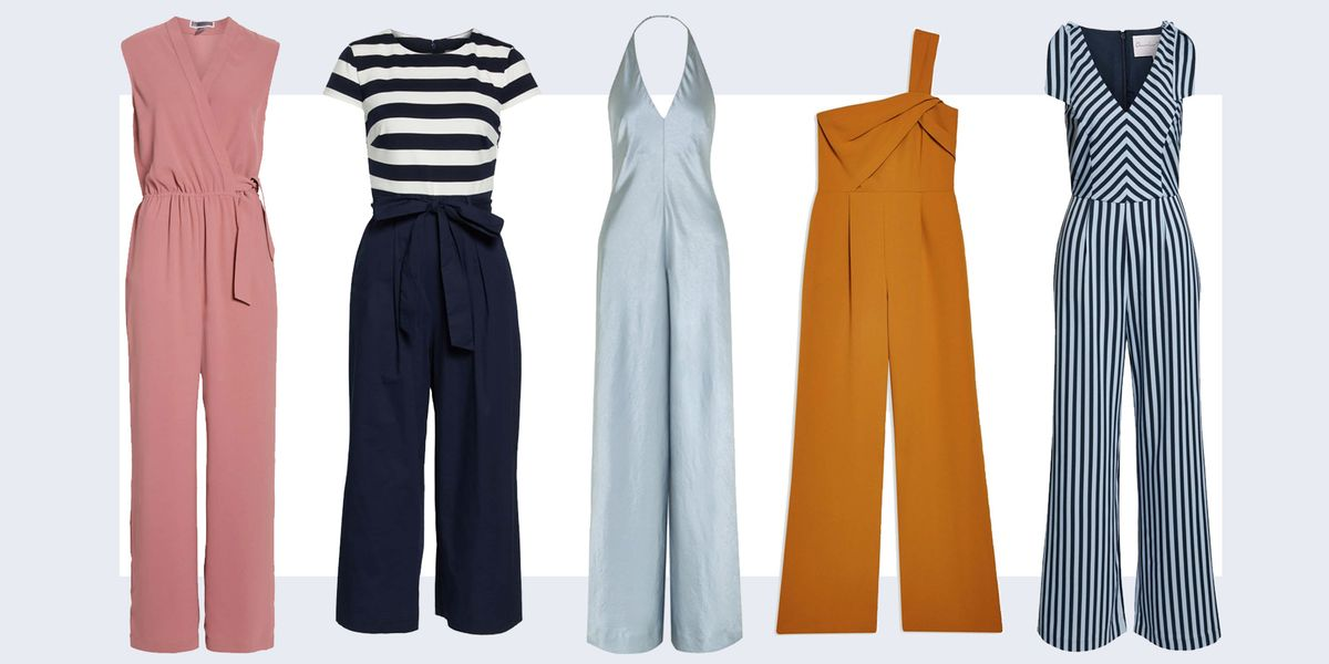 25 Dressy Jumpsuits For Wedding Guests 2019