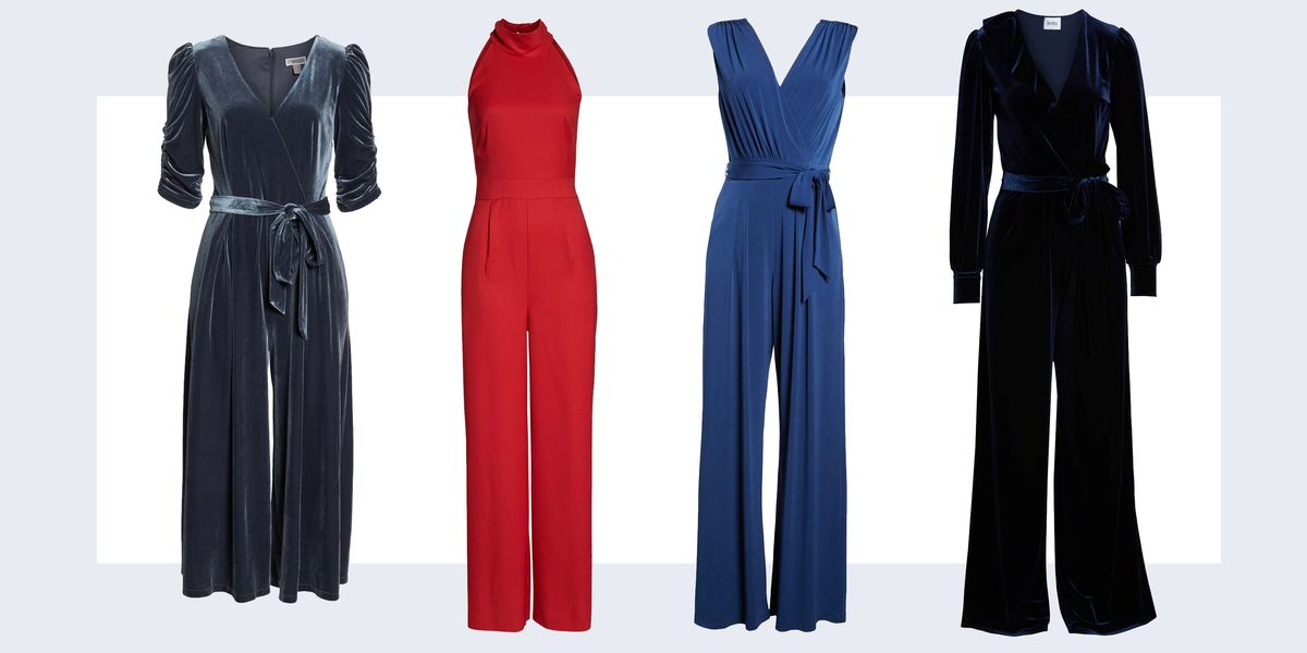 21 Dressy Jumpsuits For Wedding Guests 2018
