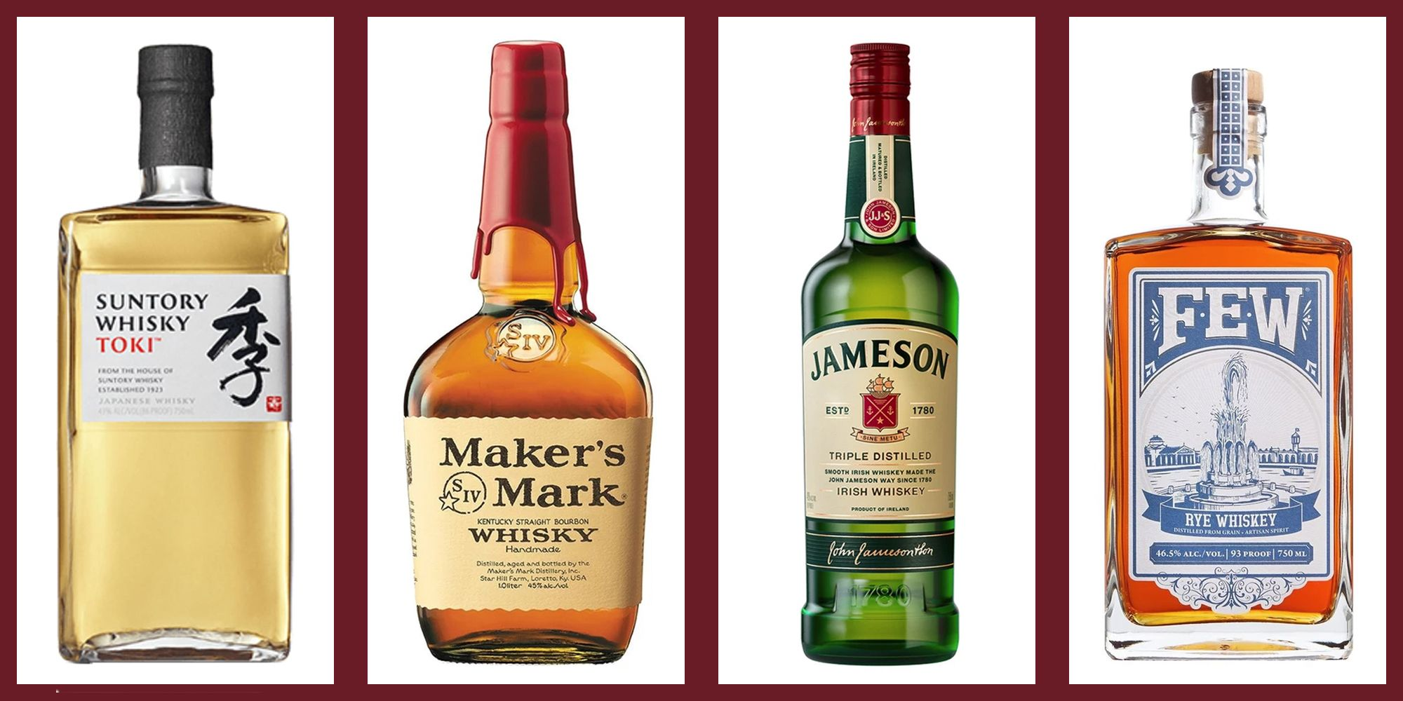 16 Best Whiskey Brands Of 2021 Top Whiskey Bottles Under 100