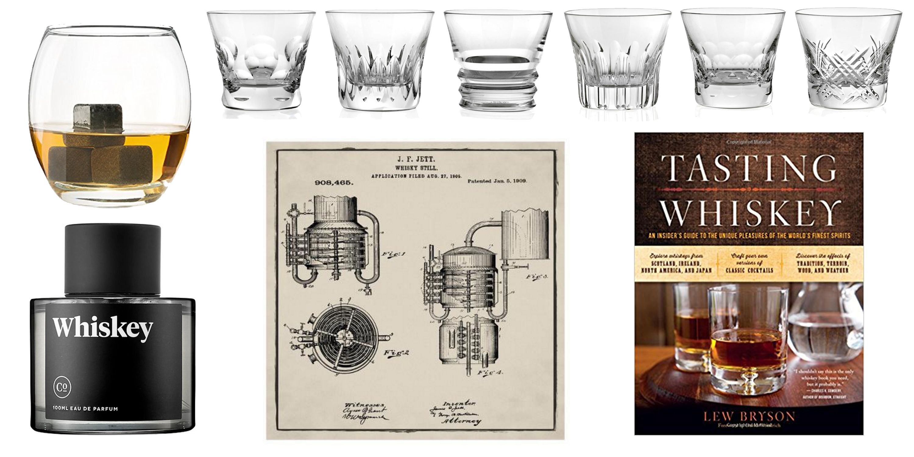 Want More Than a Bottle? These Are the Very Best Gifts for Whiskey Lovers