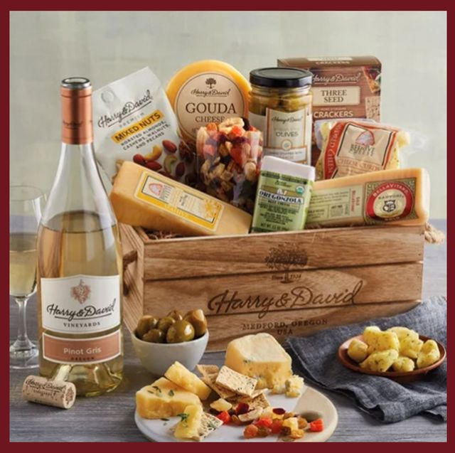 11 Best Wine And Cheese Gift Baskets 2020
