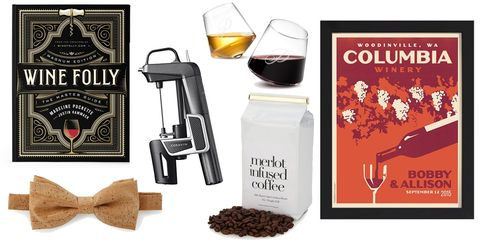 fe5c3c6f62ef 30+ Best Gifts for Wine Lovers in 2019 - Unique Wine-Themed Gifts