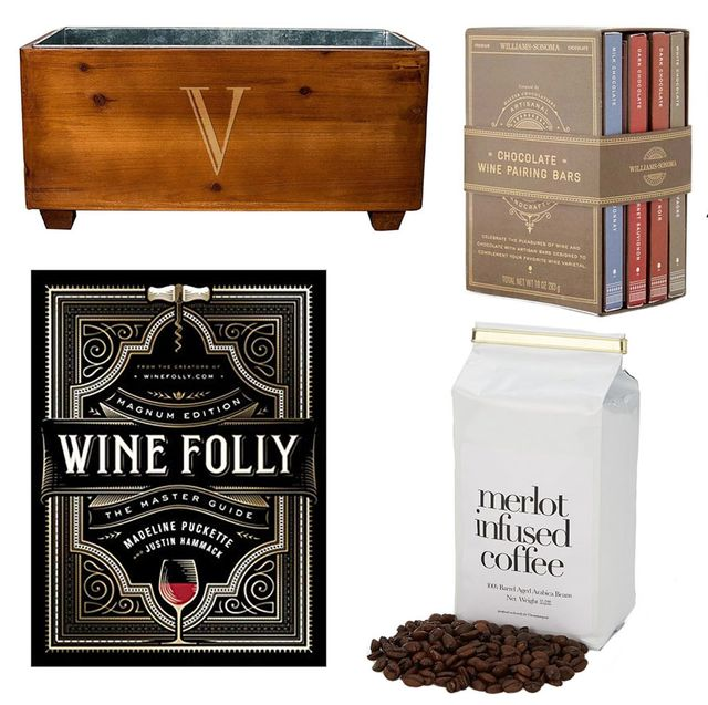 Unique Wine-Themed Gifts