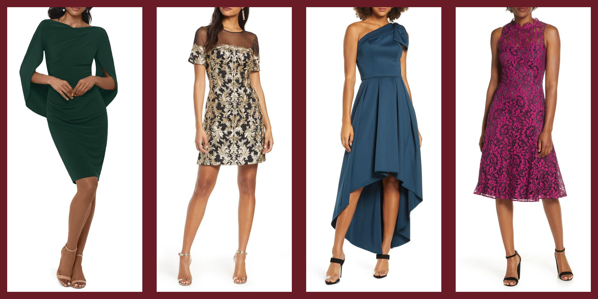 20 Best Winter Wedding Guest Dresses What To Wear To A Winter Wedding,Weddings Dresses Online