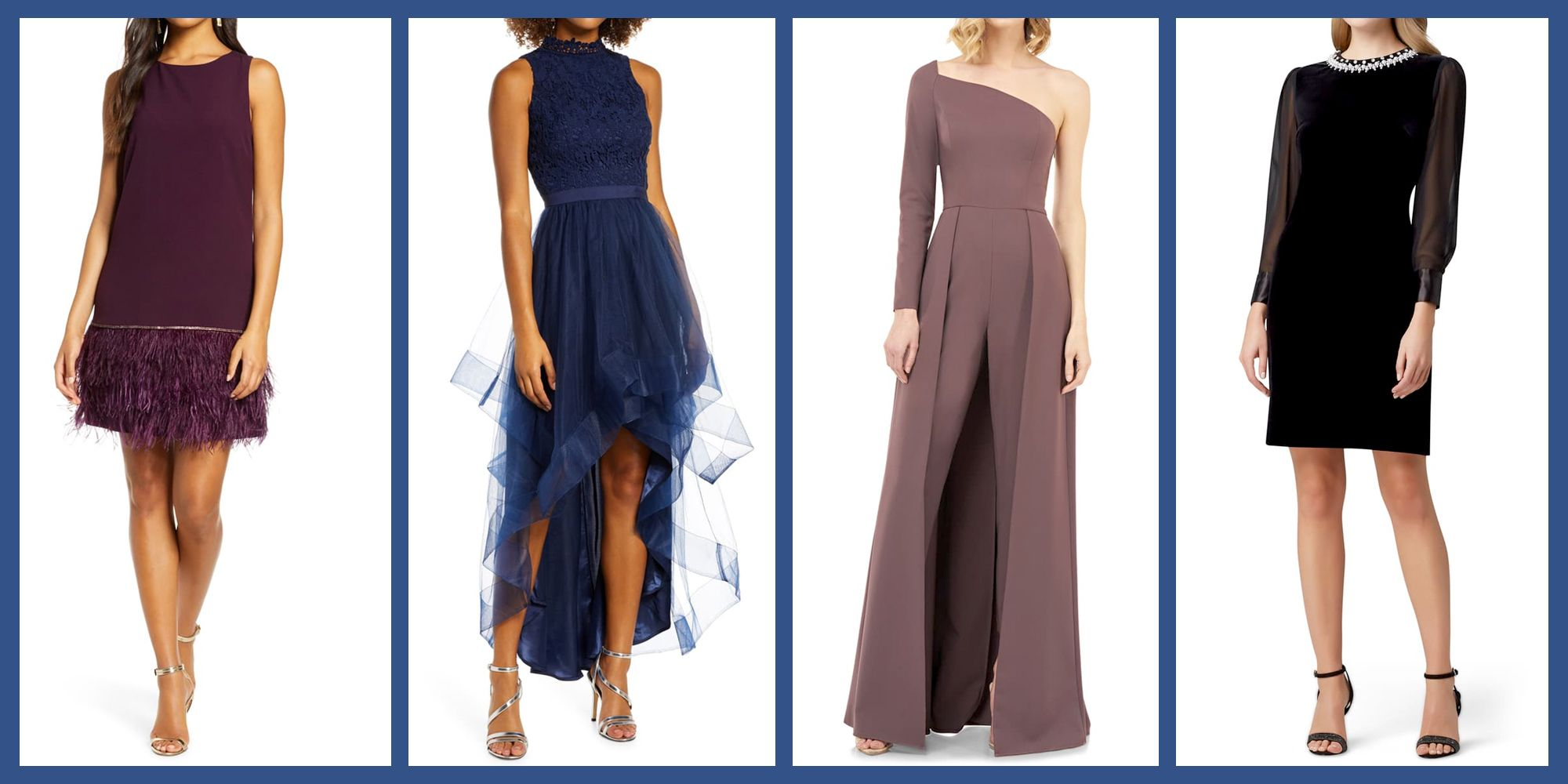 18 Best Winter Wedding Guest Dresses , What to Wear to a