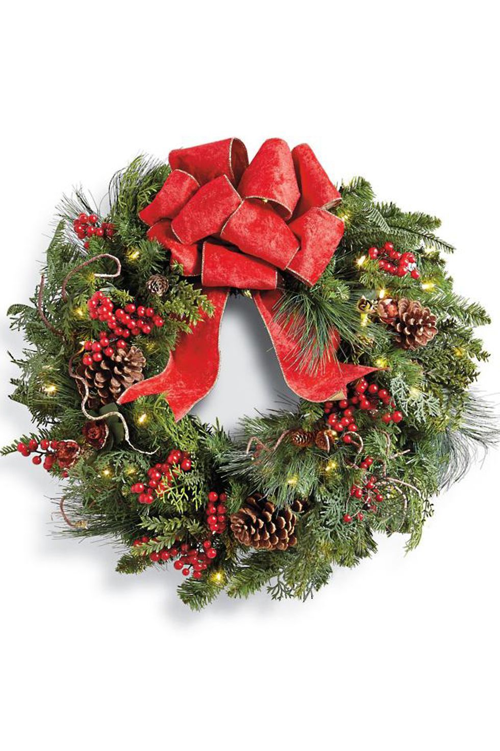 22 Elegant Christmas Wreaths to Buy Online 2018 - Best Holiday ...