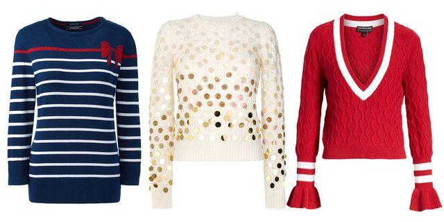 4e4dfaf9e82 30+ Prettiest Christmas Sweaters - Cute and Stylish Holiday Sweaters