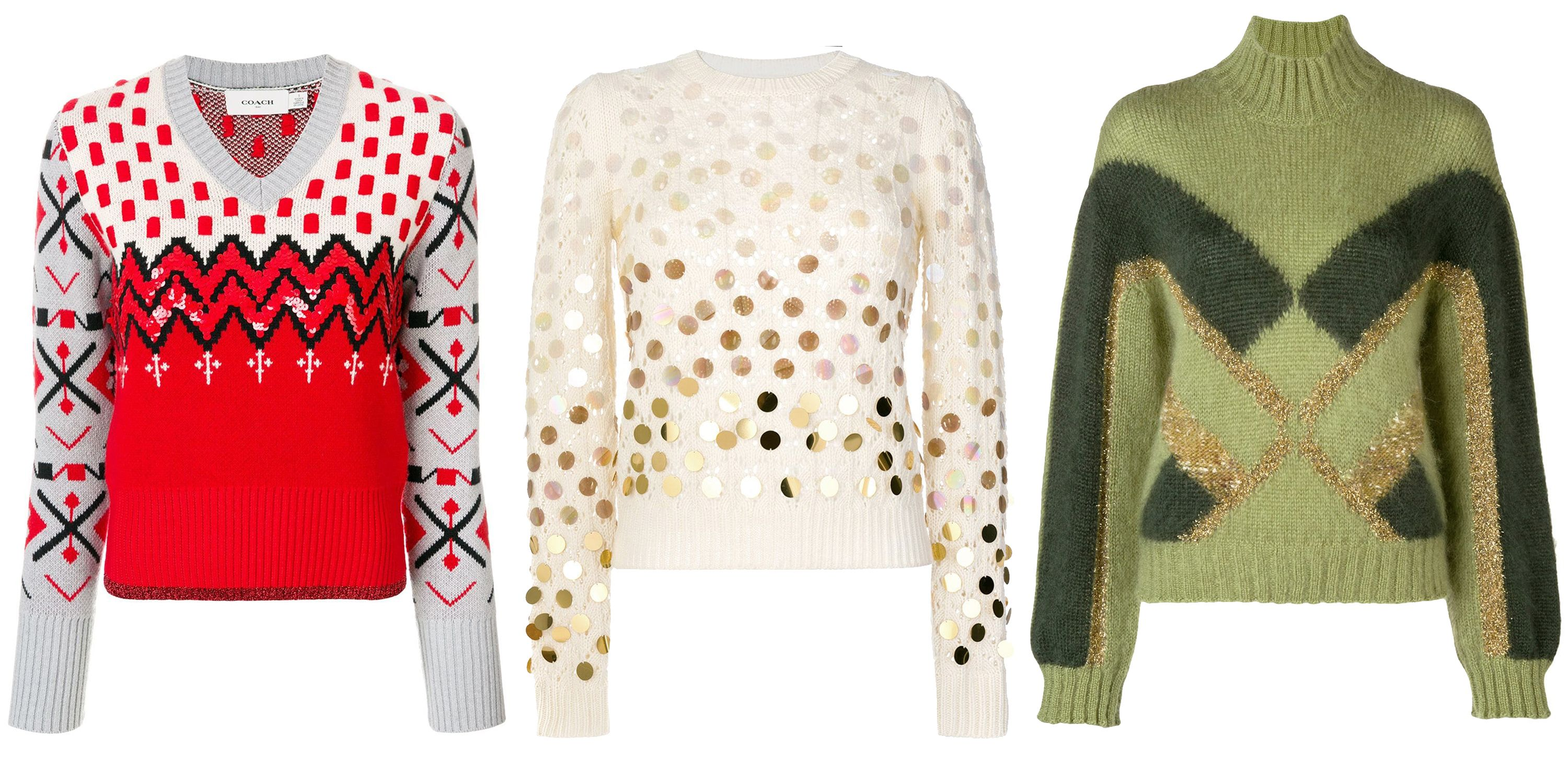 20+ Prettiest Christmas Sweaters - Cute and Stylish Holiday Sweaters