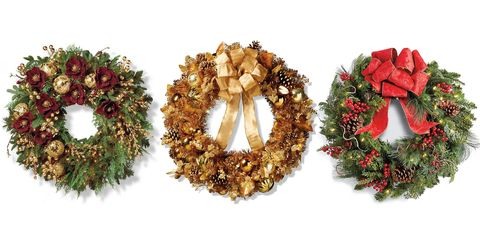20 Elegant Christmas Wreaths To Buy Online 2018 Best Holiday