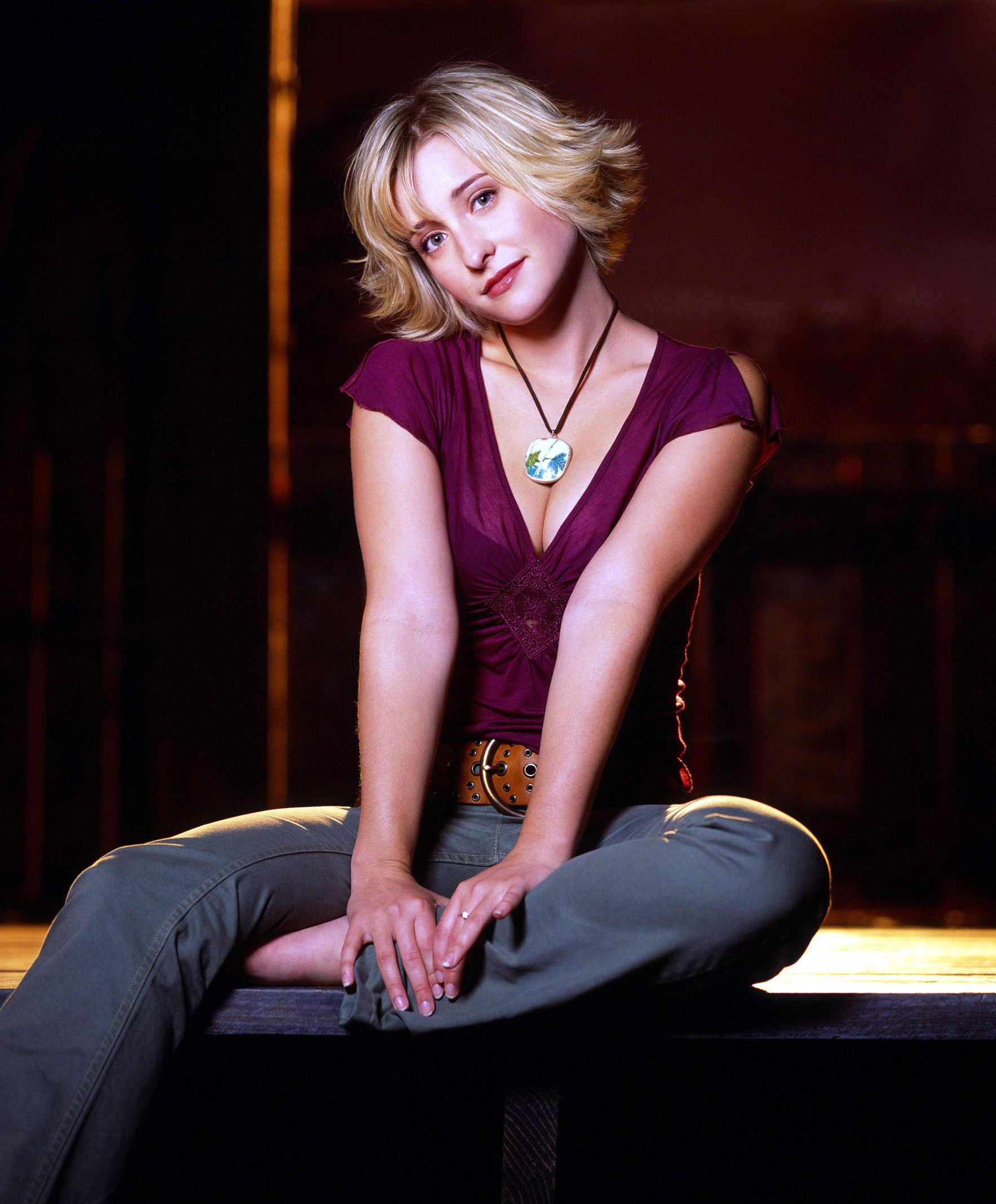 Smallville Actress Allison Mack Arrested For Role In