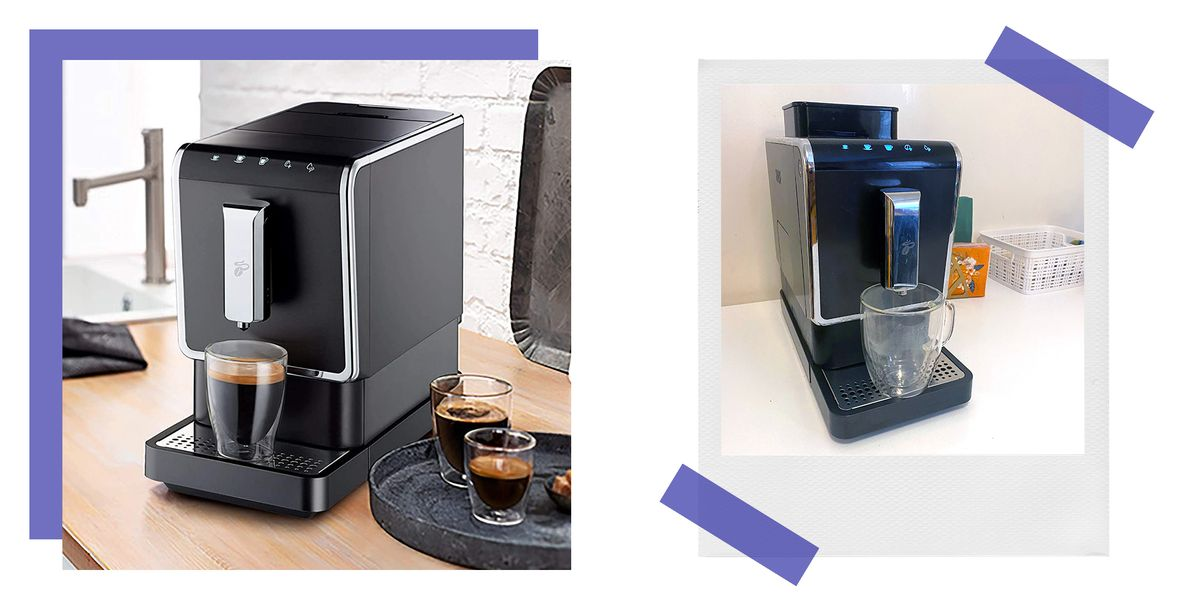 The Tchibo Fully Automatic Coffee Maker Is Not Just for Coffee Snobs