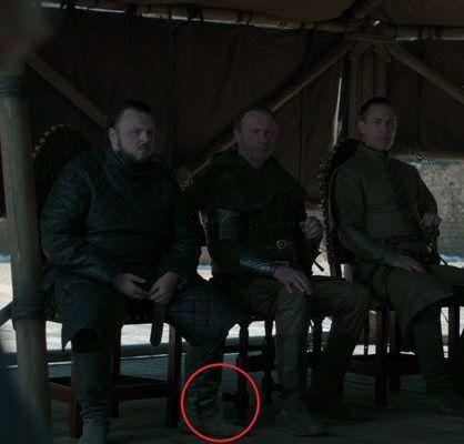 'Game of Thrones' Gets Roasted for Leaving a Plastic Water Bottle in a Shot Last Night