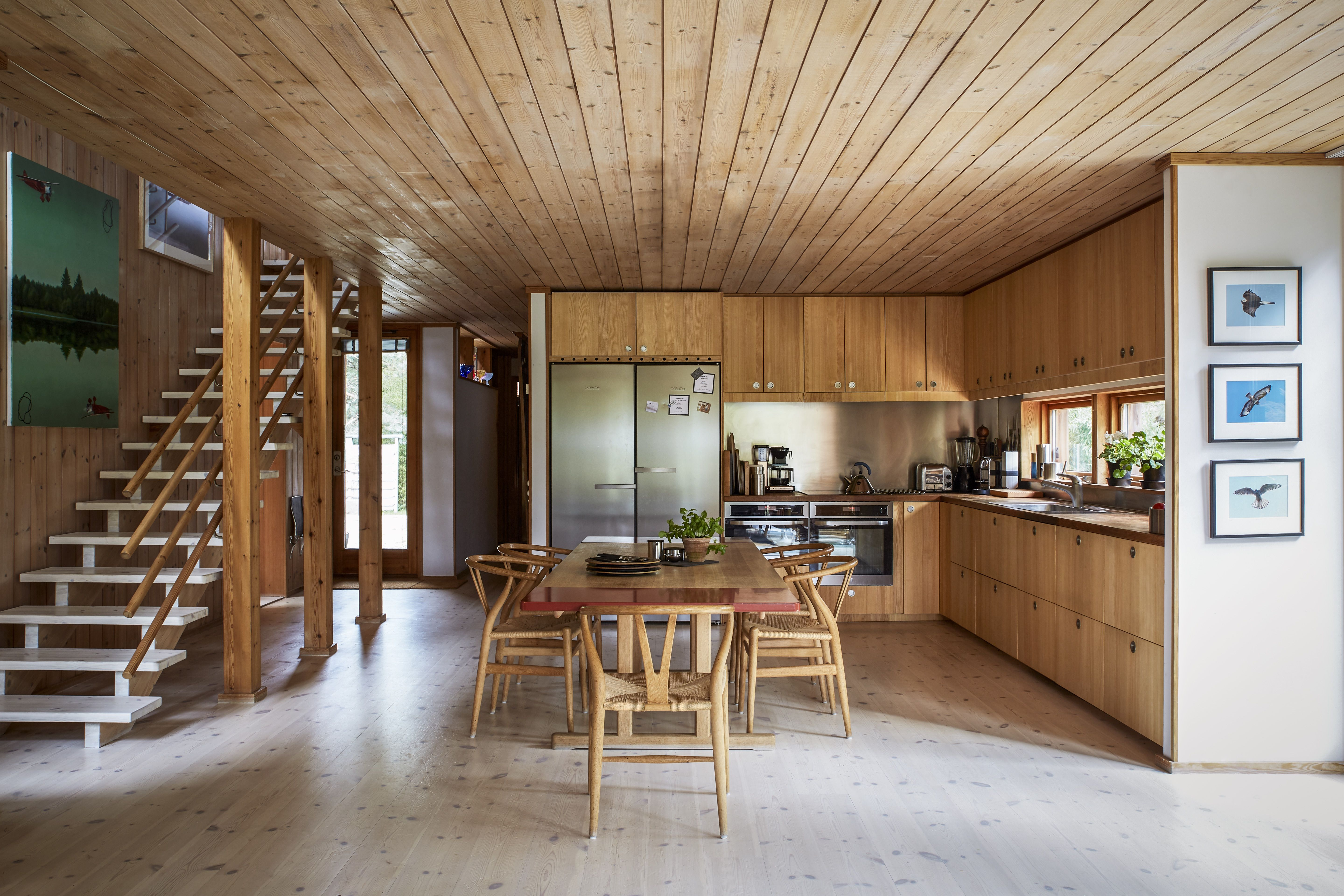The home of String's co-founder Peter Erlandsson is simple, stylish and intrinsically Scandinavian
