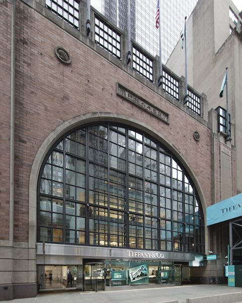 tiffany and co new flagship exterior