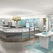 tiffany and co new flagship interior