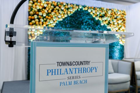 Town & Country Philanthropy Summit at the Four Seasons Palm Beach © LILA PHOTO
