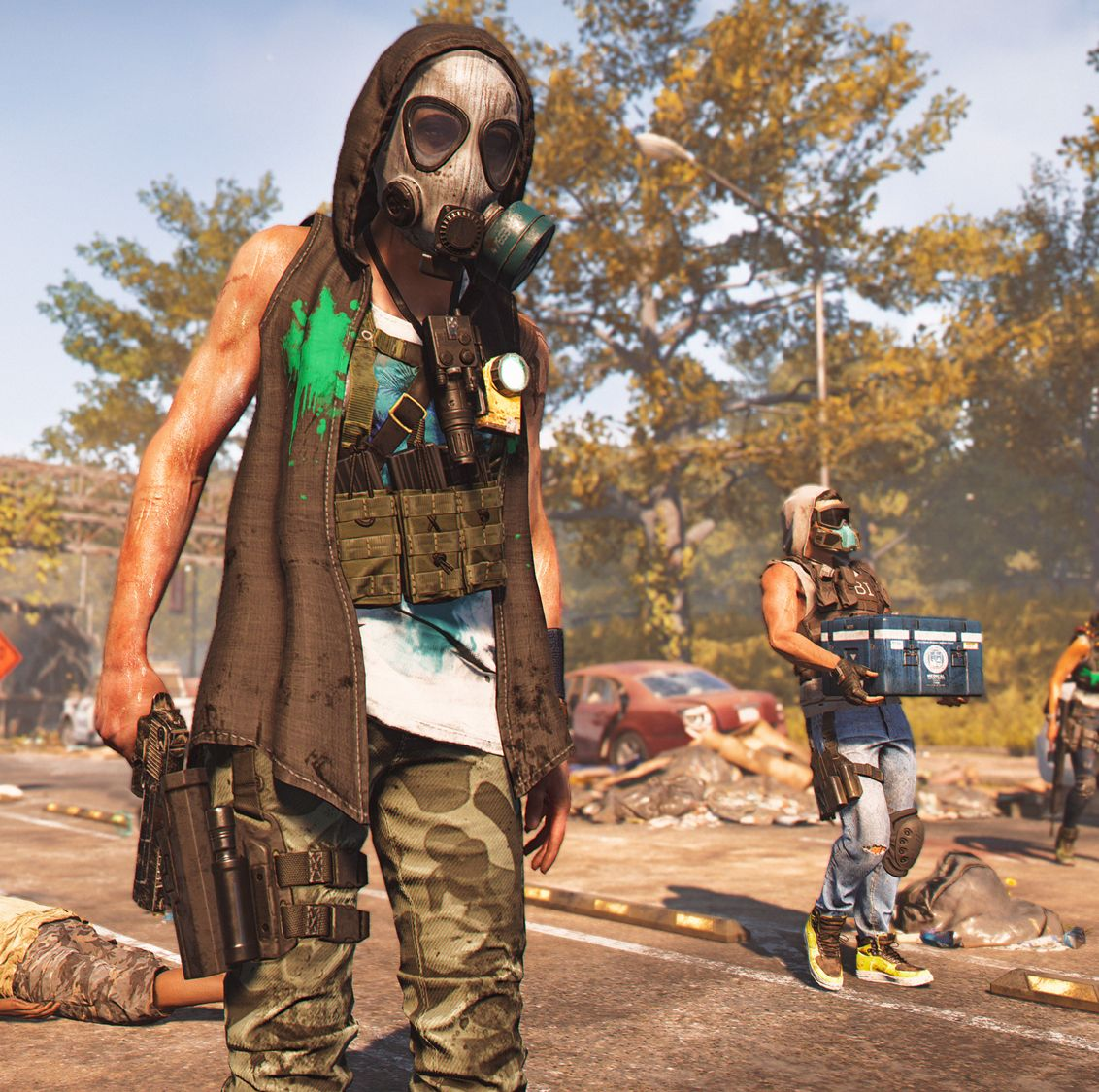 The Division 2 review - A great looter-shooter that improves on the genre