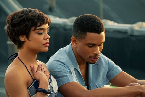 2020 sylvie's love thompson stars in and produced this 1950s harlem love story, streaming now