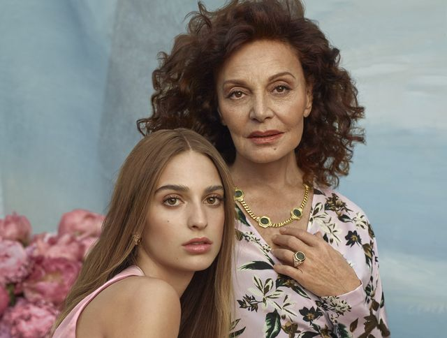 f6ea0fdca Diane and Talita von Furstenberg Turn an American Empire into a Family  Dynasty