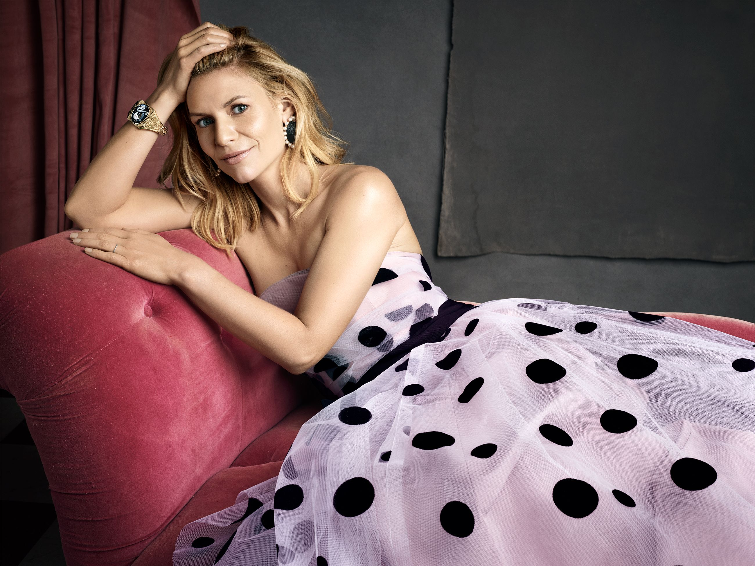 Claire Danes Is Finally Home