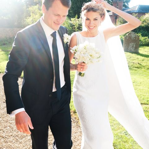 tatiana hambro wedding