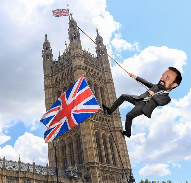 evgeny lebedev scaling parliament