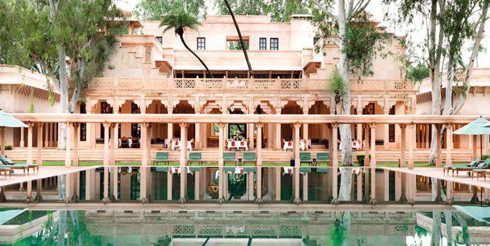 Tour Of Aman Resorts