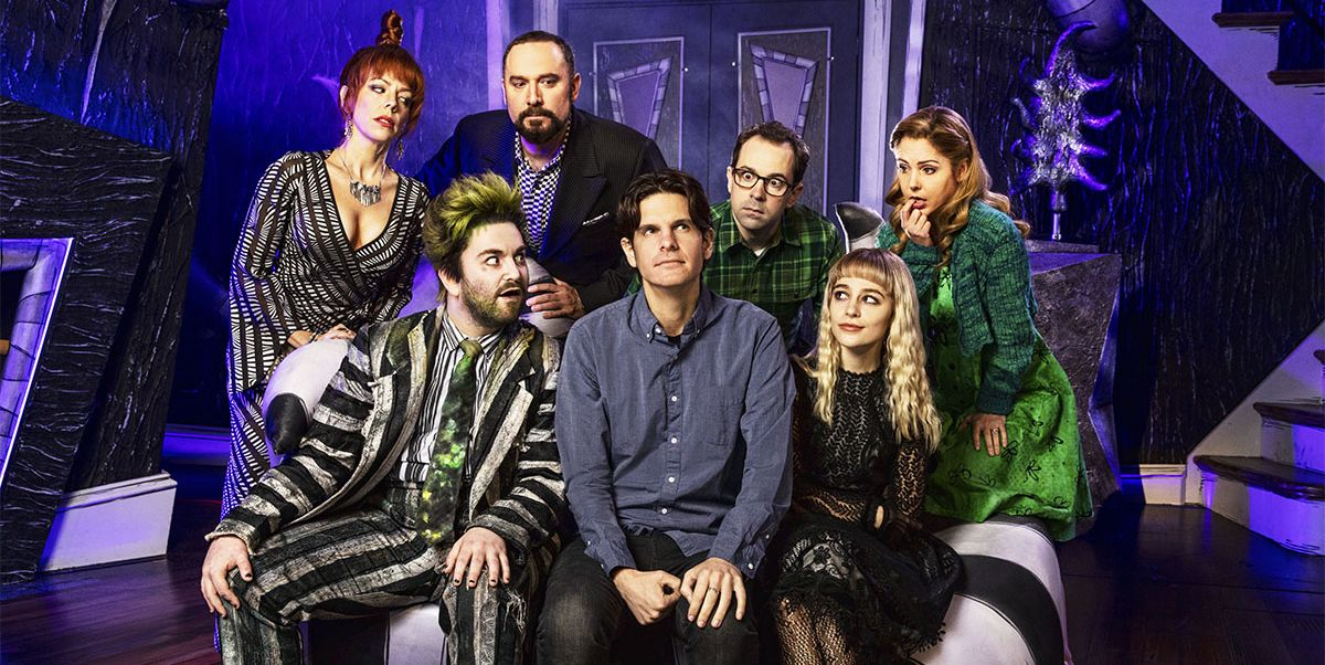 How Beetlejuice Was Adapted For Broadway Beetlejuice The Musical Starring Alex Brightman And Sophia Anne Caruso