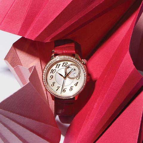 Vacheron Constantin Egerie 35MM Self-Winding Watch ($28,800), Vacheron-Constantin.Com
