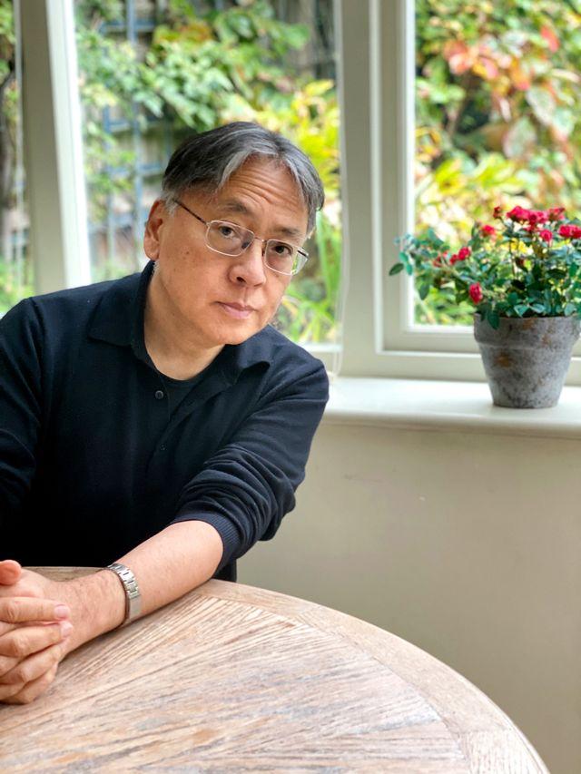 kazuo ishiguro at home
