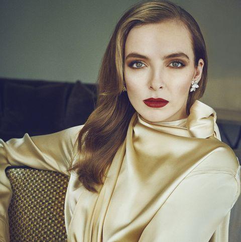 Face, Hair, Lip, Skin, Beauty, Head, Fashion model, Eyebrow, Fashion, Eye,