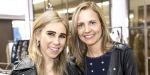 zosia mamet and samantha nutt