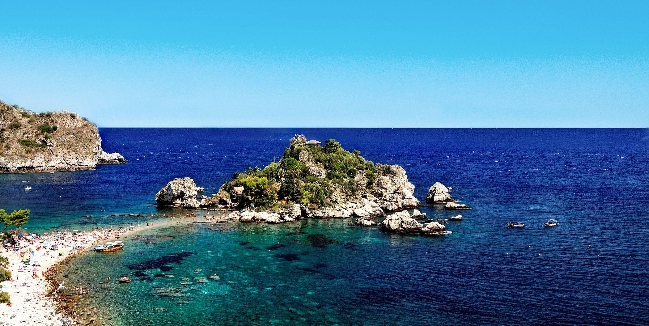 Italian island mediterranean