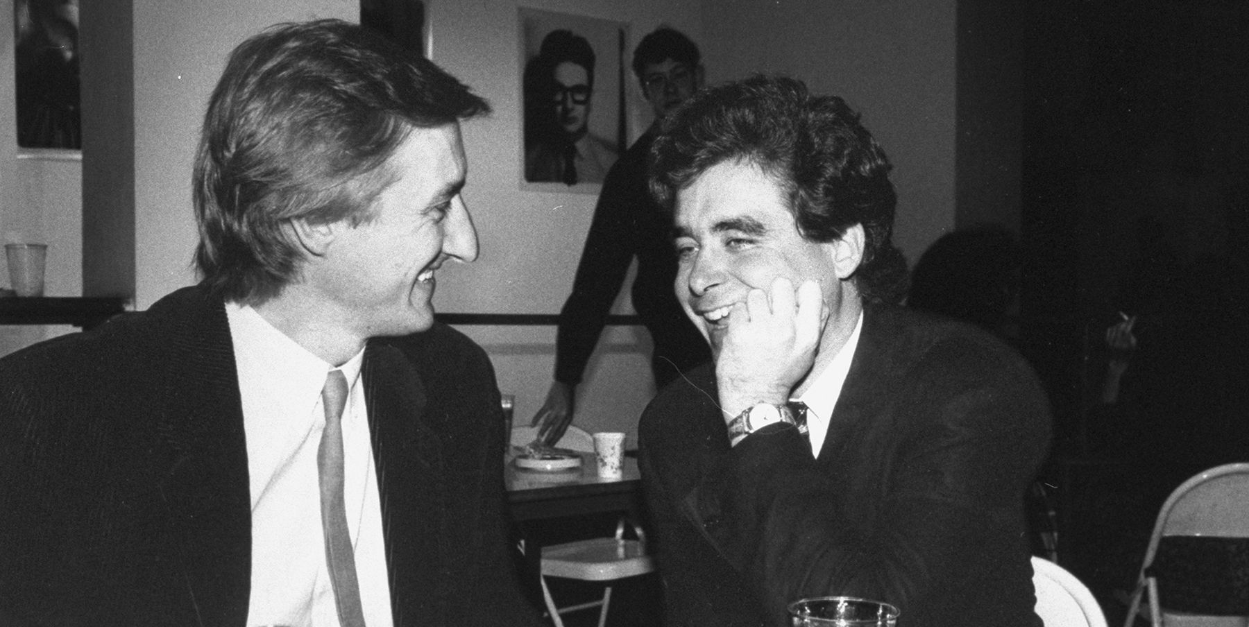 julian barnes and jay mcinerney
