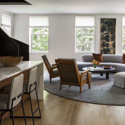 Ashe + Leandro NYC house for Kathryn Ruemmler