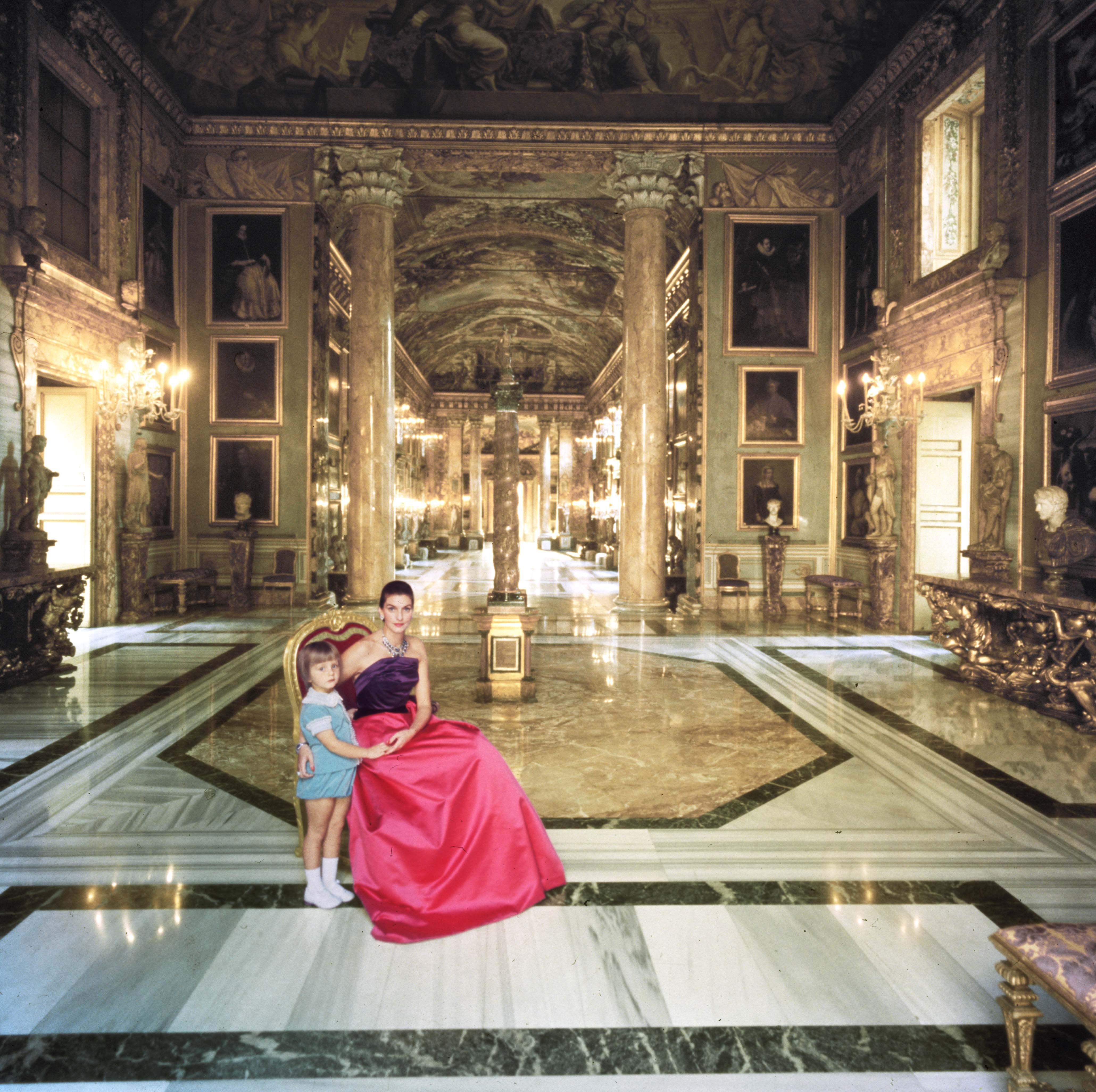 Inside Palazzo Colonna, Rome's Last Great Sanctuary of Renaissance Splendor