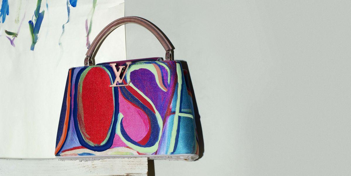 Louis Vuitton Returns to the Art World for Its Latest Statement Handbag