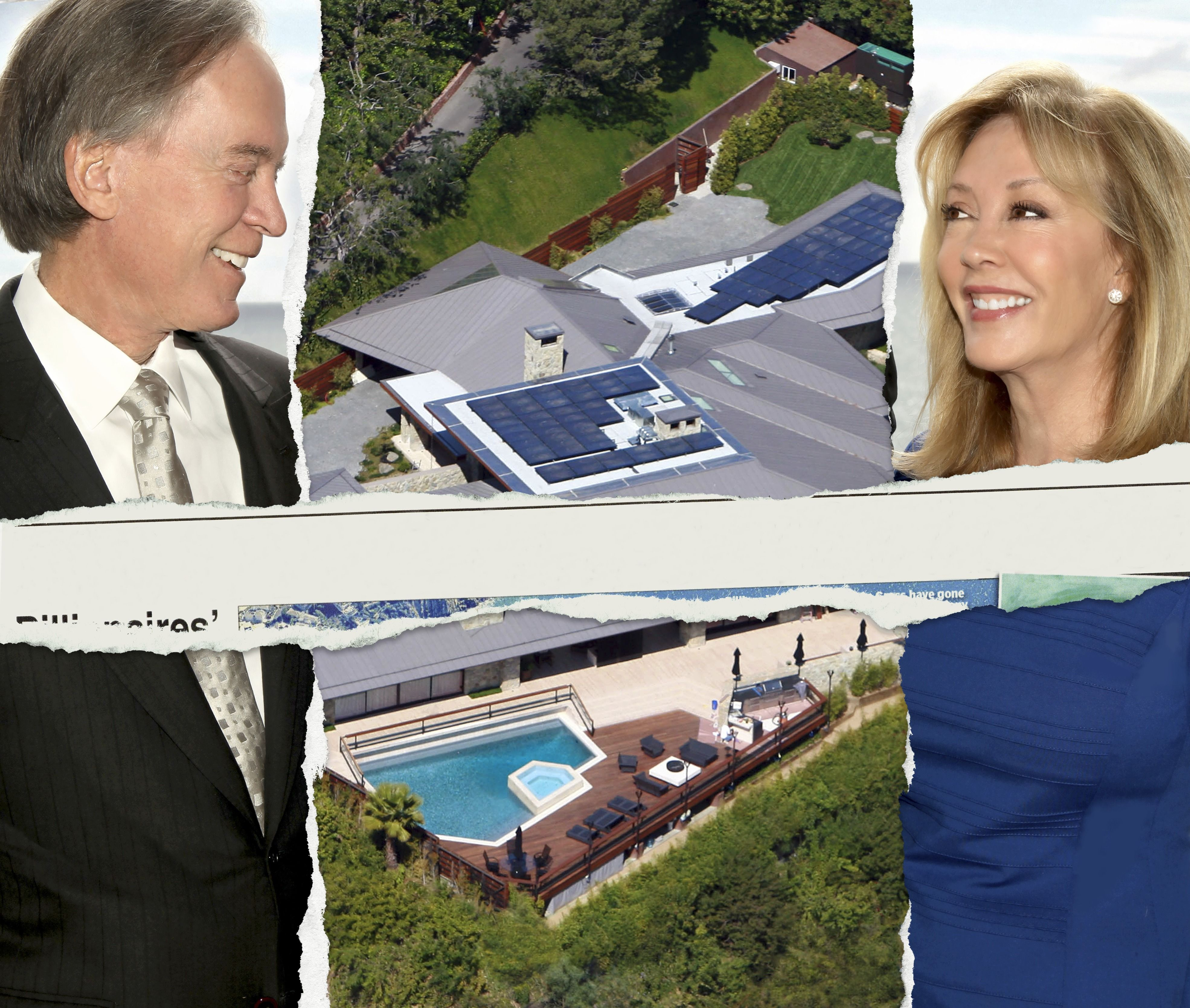 Inside the Bitter Divorce Battle Between Bill Gross and Sue