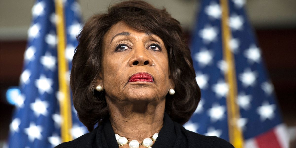 How Maxine Waters Walks the Line Between Relatable and Supernatural