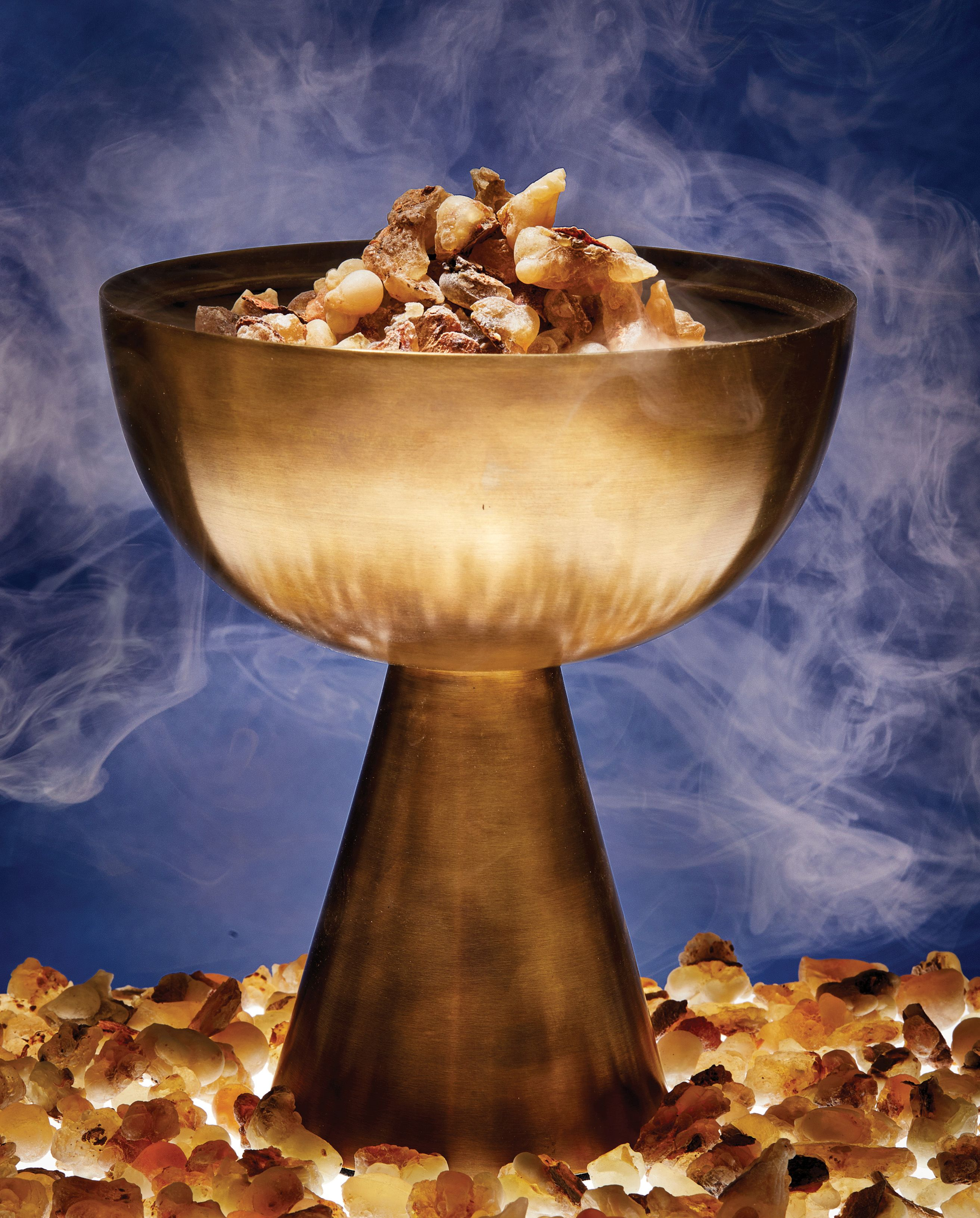 Why Frankincense Is Suddenly So Smoking Hot