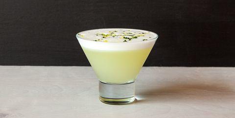 Food, Drink, Irish cream, Lassi, Grasshopper, Alcoholic beverage, Pisco sour, Buttermilk, Smoothie, Non-alcoholic beverage,