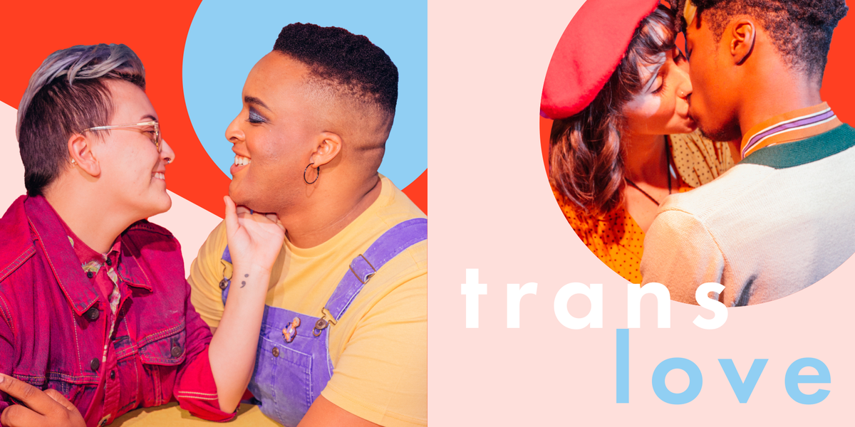 Celebrating trans love on Transgender Day of Visibility 2020