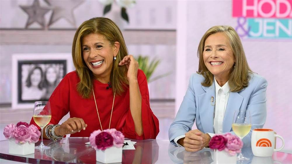 Hoda Kotb Went Up a Size on Maternity Leave—And Meredith Vieira Had the Best Reaction