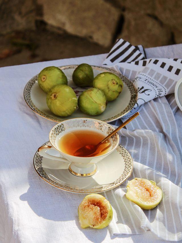 tè bellezza trucchi pelle bellissima
