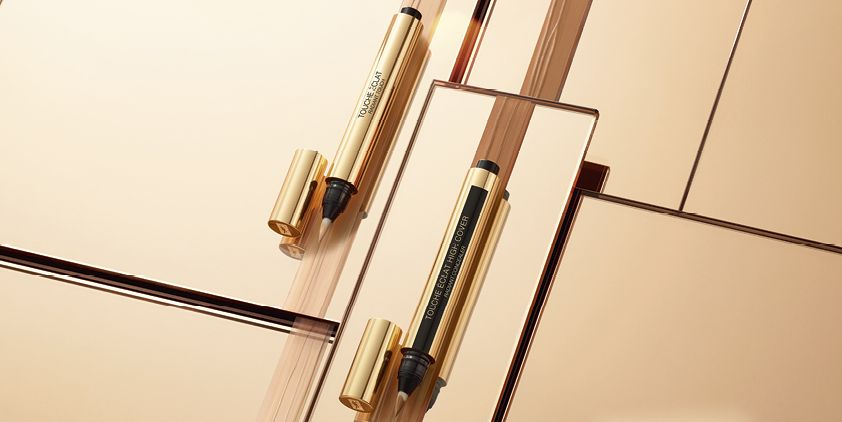 We tried YSL's new Touche Éclat High Cover Radiant Concealer and fell head over heels