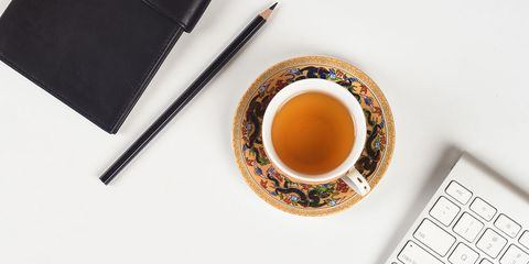 Tea in the office