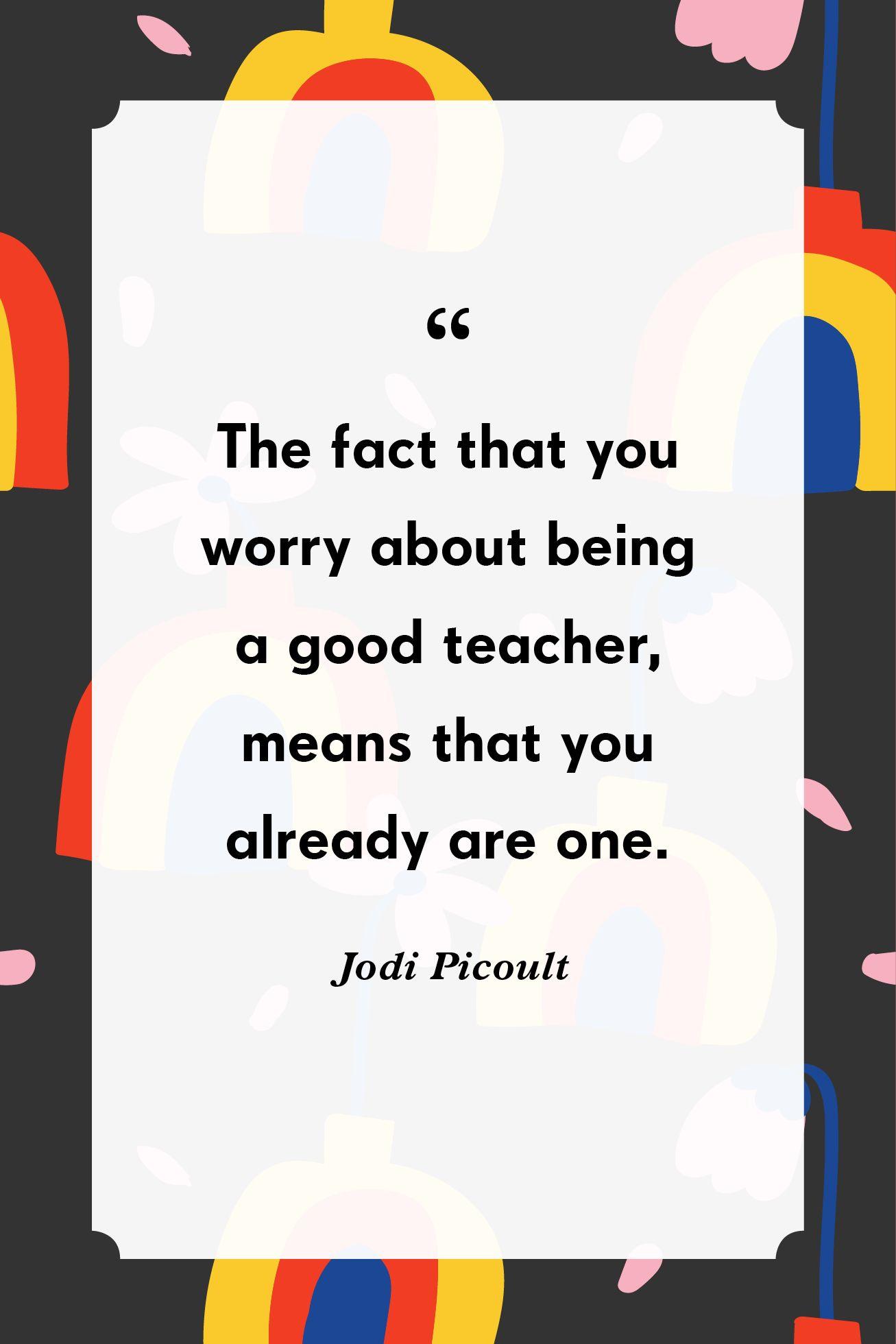 10 Best Teacher Quotes - Show Your Appreciation to Teachers