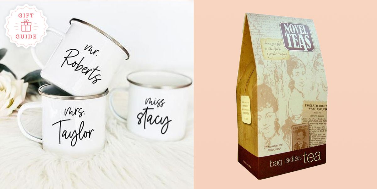 Каждому учителю нужен чай, вдохновленный классикой литературы