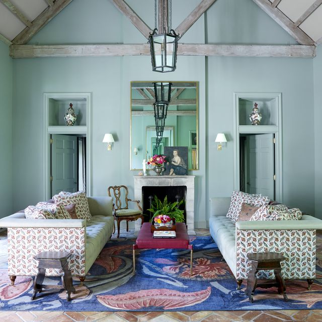 Soothing And Relaxing Paint Colors